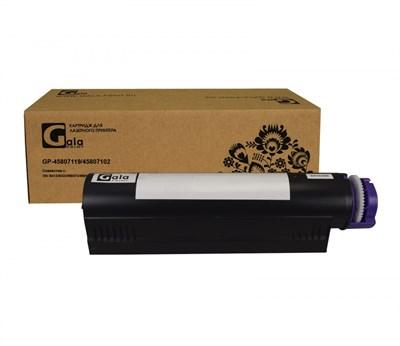 Картридж GP-45807119/45807102 для принтеров Oki B412/B432/MB472/MB492/B512/MB562 3000 копий GalaPrint - фото 4584