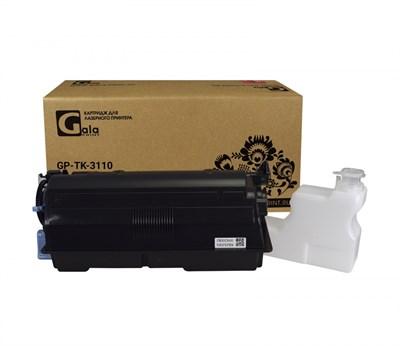 Тонер-туба GP-TK-3110 для принтеров Kyocera FS-4100/FS-4100DN с бункером отработанного тонера 15500 копий GalaPrint - фото 5036