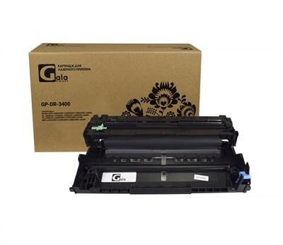 Драм-картридж GP-DR-3400 для принтеров Brother DCP-L5500/DCP-L5600/DCP-L5650/DCP-L6600/HL-L5000/HL-L5100/HL-L5200/HL-L6200/HL-L6250/HL-L6300/HL-L6400/MFC-L5700/MFC-L5750/MFC-L6700/MFC-L6750/MFC-L6800/MFC-L6900 Drum 30000 копий GalaPrint - фото 4880