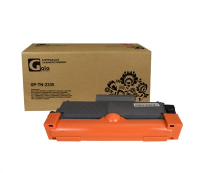 Картридж GP-TN-2335 для принтеров Brother DCP-L2500/DCP-L2500DR/DCP-L2520/DCP-L2520DWR/DCP-L2540/DCP-L2540DNR/DCP-L2560/DCP-L2560DWR/HL-L2300/HL-L2300DR/HL-L-2340/HL-L2340DWR/HL-L-2360/HL-L-2360DNR/HL-L-2365/HL-L2365DWR/HL-L2380/MFC-L2700/MFC-L2700DWR/MFC - фото 5102