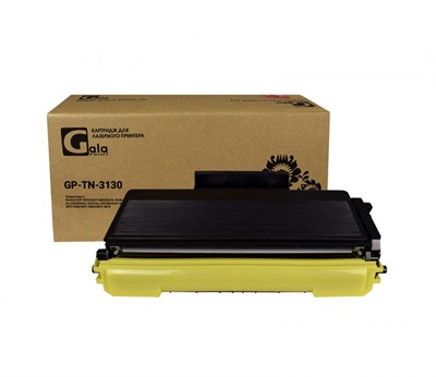Картридж GP-TN-3130 для принтеров Brother DCP-8065/DCP-8065DN/HL-5240/HL-5250DN/HL-5250DN/HL-5270/HL-5270DN/DCP-8065/HL-5280/MFC-8460/MFC-8860/MFC-8870 3500 копий GalaPrint - фото 5108