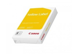 Офисная бумага A4 Canon Yellow Label - фото 5147